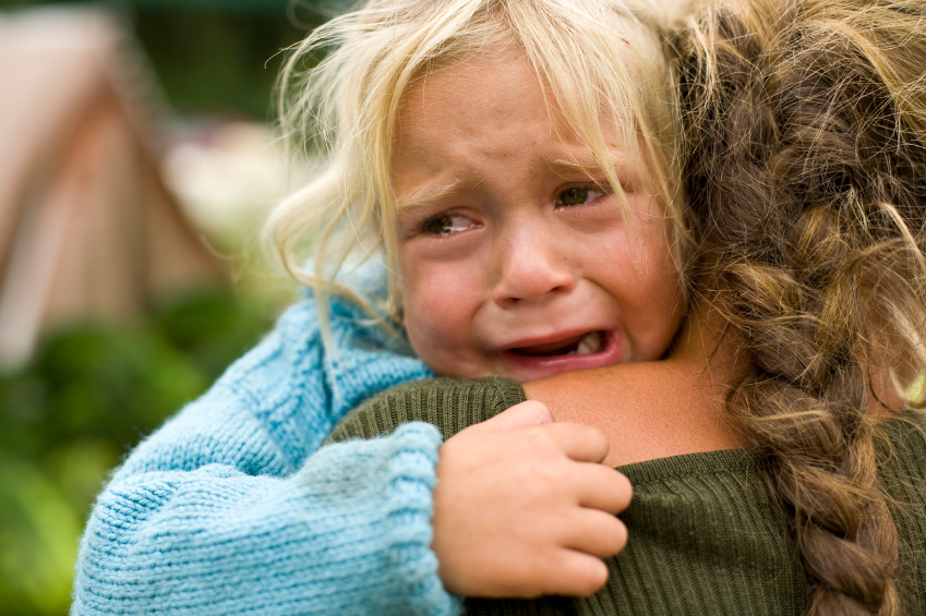 Emotional development of toddlers